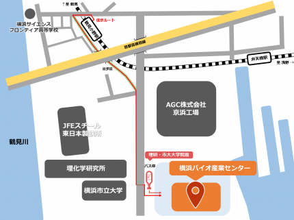 access yokohama map2